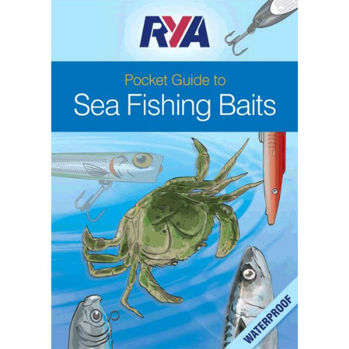 G91 RYA Pocket Guide to Sea Fishing Baits